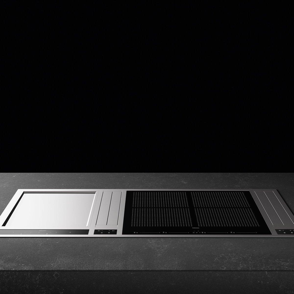 Modular, compacta, versátil y elegante. Así es la nueva propuesta #Modula de la prestigiosa firma italiana @falmec, distribuida por #ZelariDeNuzzi. #CookingSystems #KitchenHoods #CocinasdelujoMadrid  ow.ly/N8wE30m4jS1