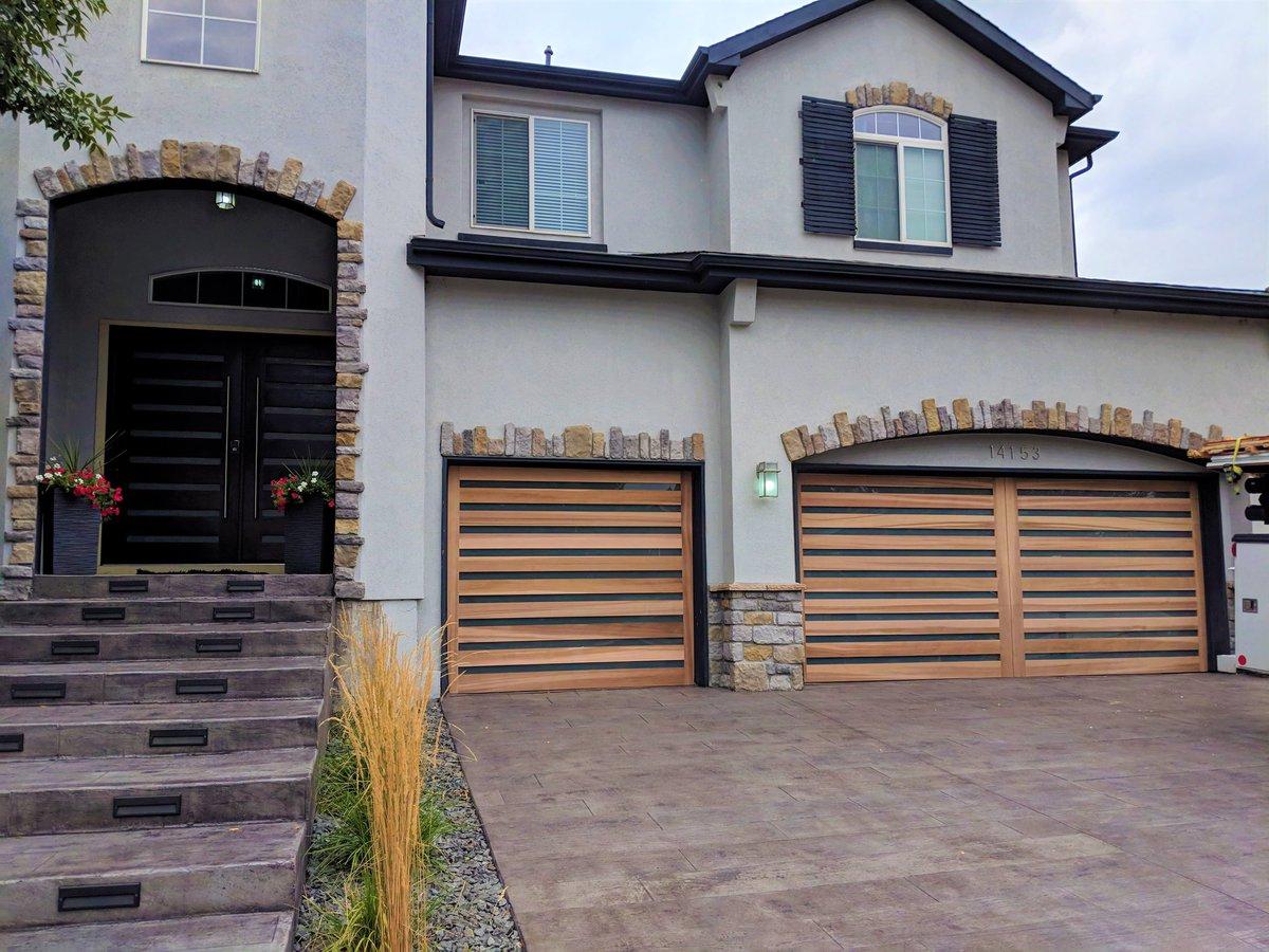 Carriage House Door On Twitter Every Garage Door Is Unique