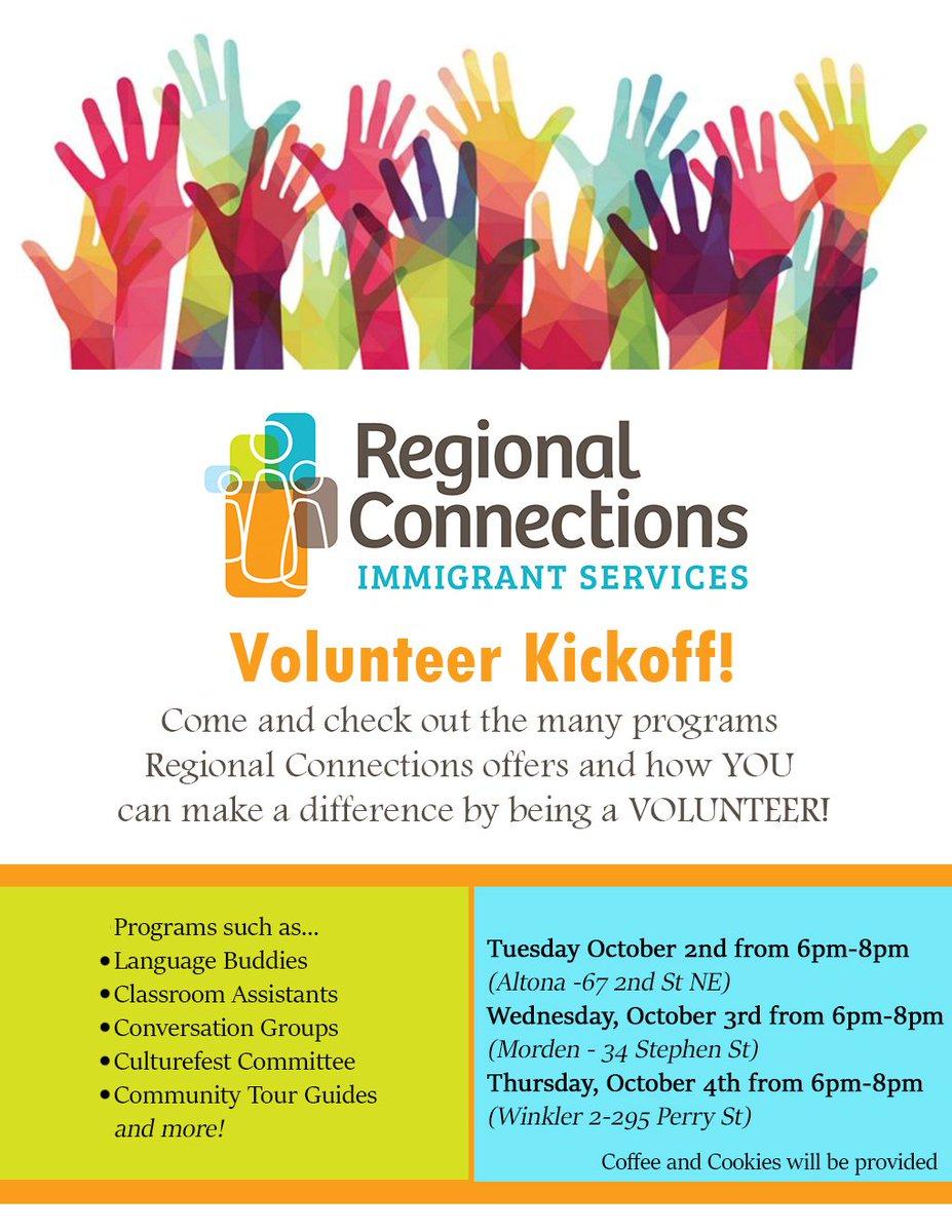 Rewarding Volunteer Opportunity Use >> Morden Canada On Twitter Find Out About Some Rewarding Volunteer