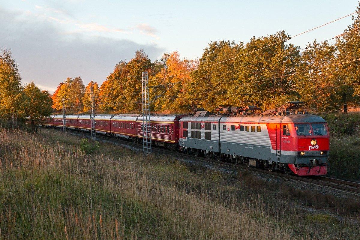 поезд красная стрела фото суда