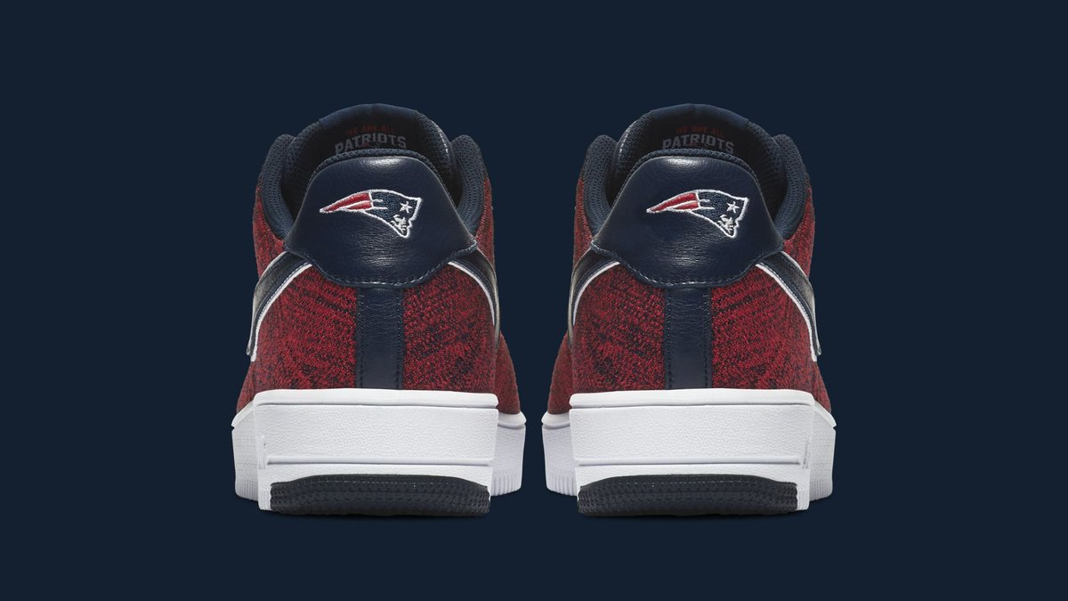 3e05590937145 nike made another air force 1 pe for patriots owner robert kraft