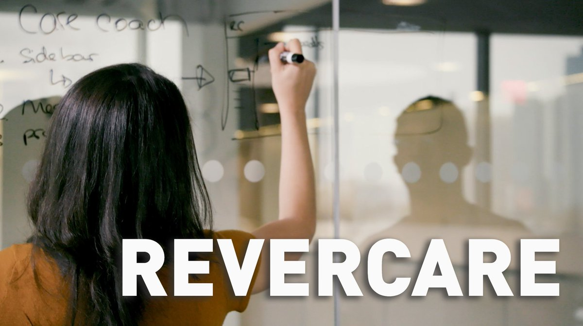Cornell Tech startup ReverCare connects family caregivers to care coaches who help them craft a personalized, long-term care plan. bit.ly/2EHw896
