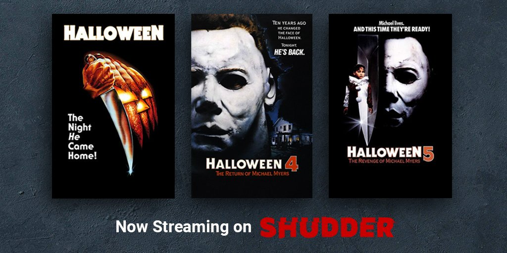 Halloween 4 Streaming Hd.Shudder On Twitter Hi There Could You Email Us Support Shudder Com We Can Help You Troubleshoot