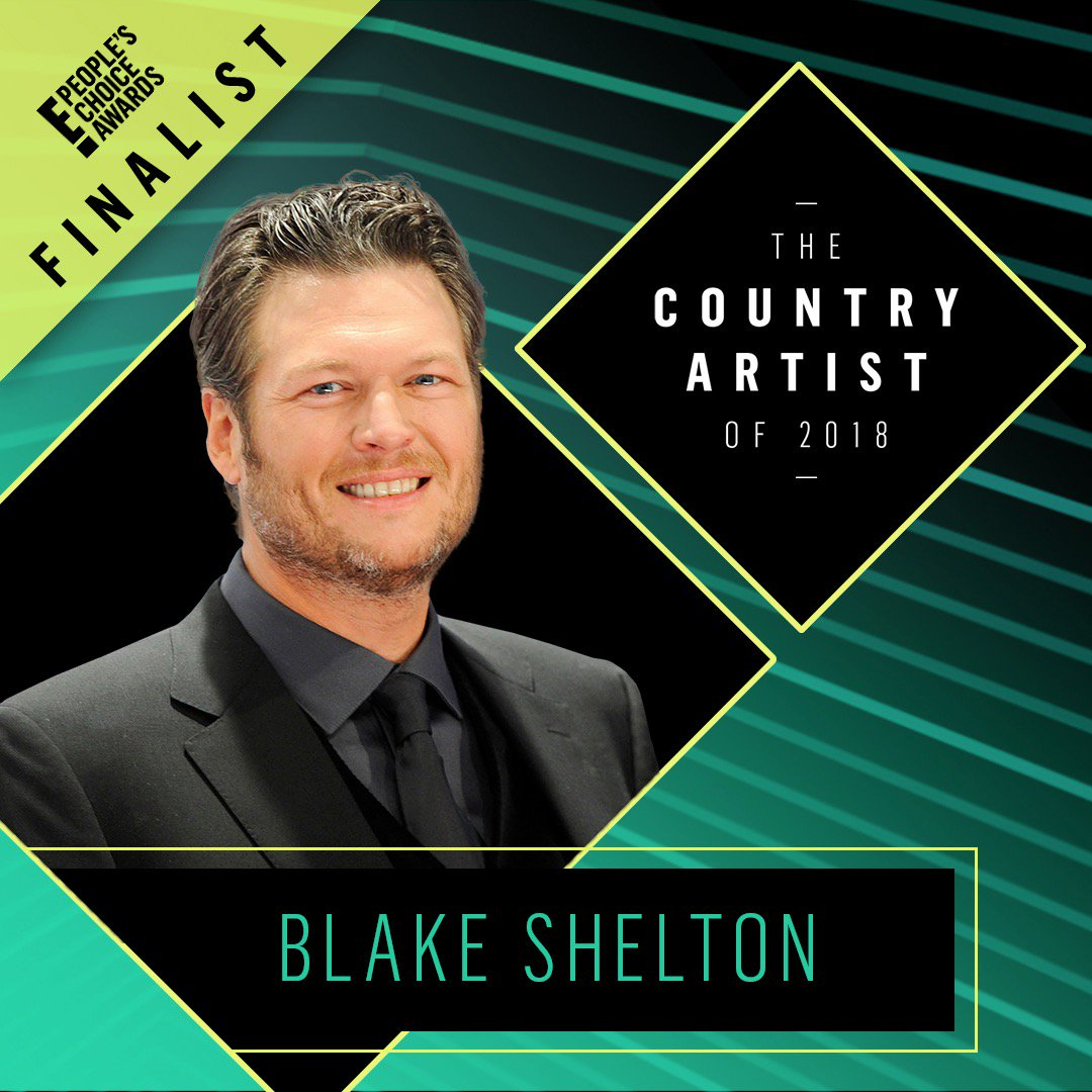 Vote, vote, vote! #TheCountryArtist #PCAs #BlakeShelton RETWEET or vote here: https://t.co/US3eFYYnxK - Team BS https://t.co/amLIJ9NWGp