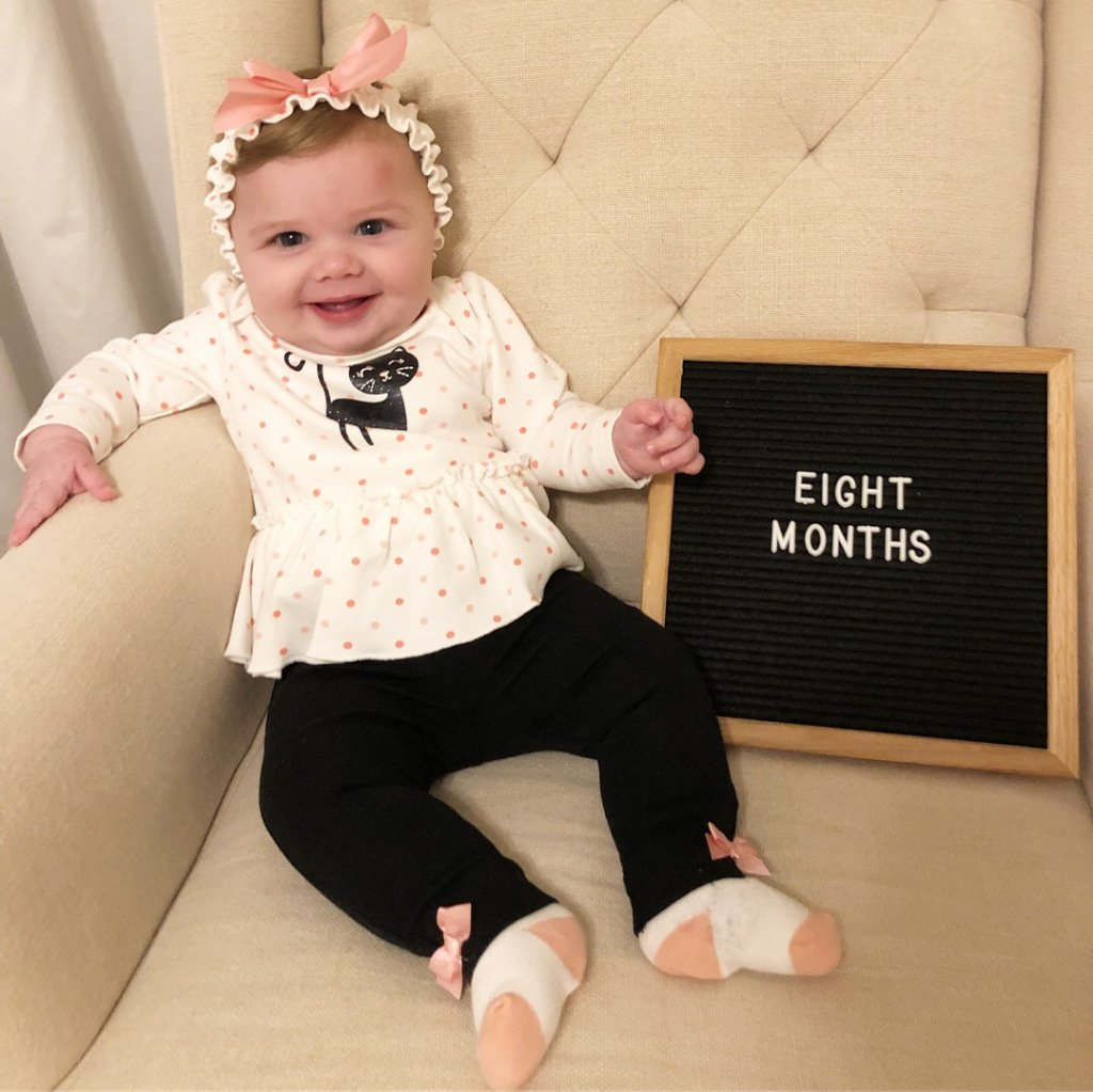 Hazel: eight months https://brookehamiltonblog.wordpress.com/2018/10/02/hazel-eight-months/…