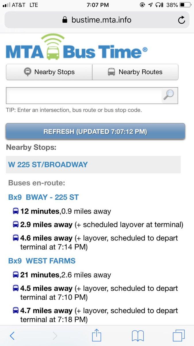 Bx9 Bus Map | www.topsimages.com