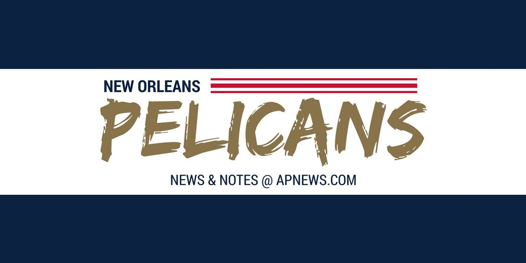 Pelicans: Jahlil Okafor out 1-2 weeks with ankle sprain. https://t.co/IIFHa6ZRHY