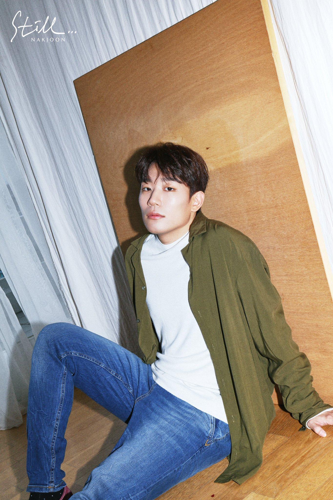 """JYPnation on Twitter: """"낙준 (NakJoon) <Still...> Teaser Image ① ..."""