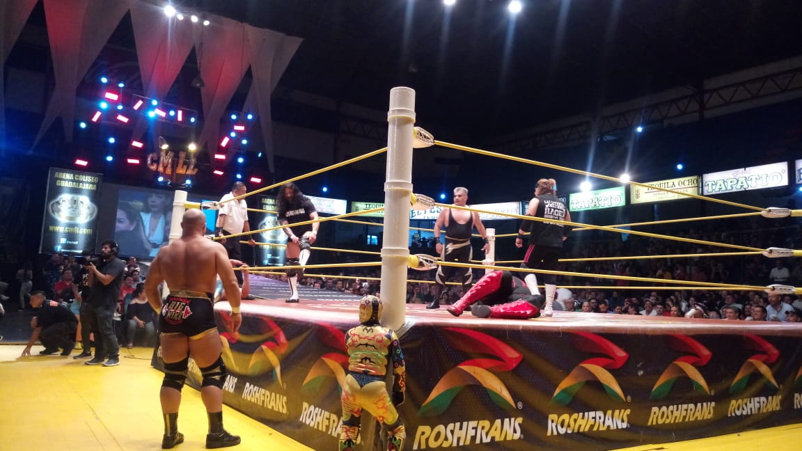 CMLL: Una mirada semanal al CMLL (Del 27 septiembre al 3 octubre de 2018) 19