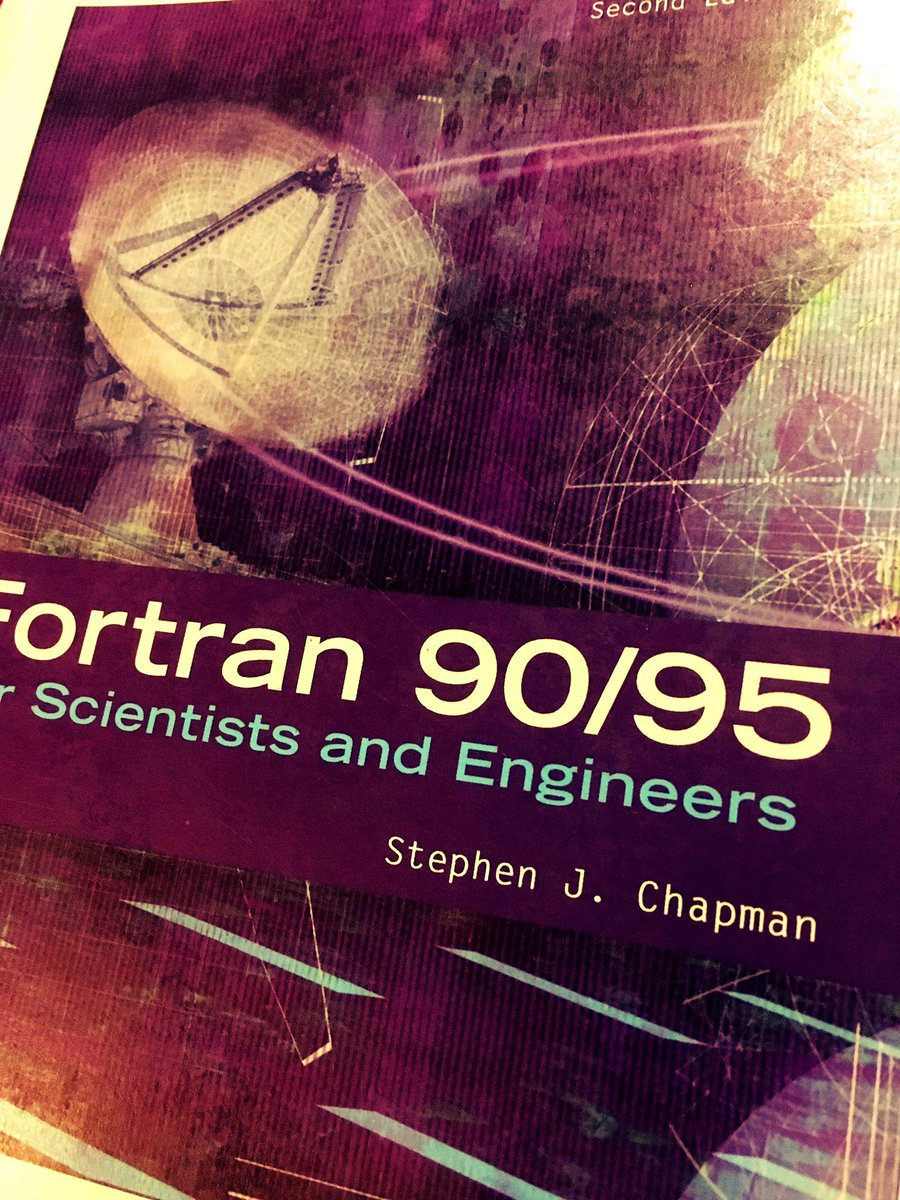 fortran95 hashtag on Twitter