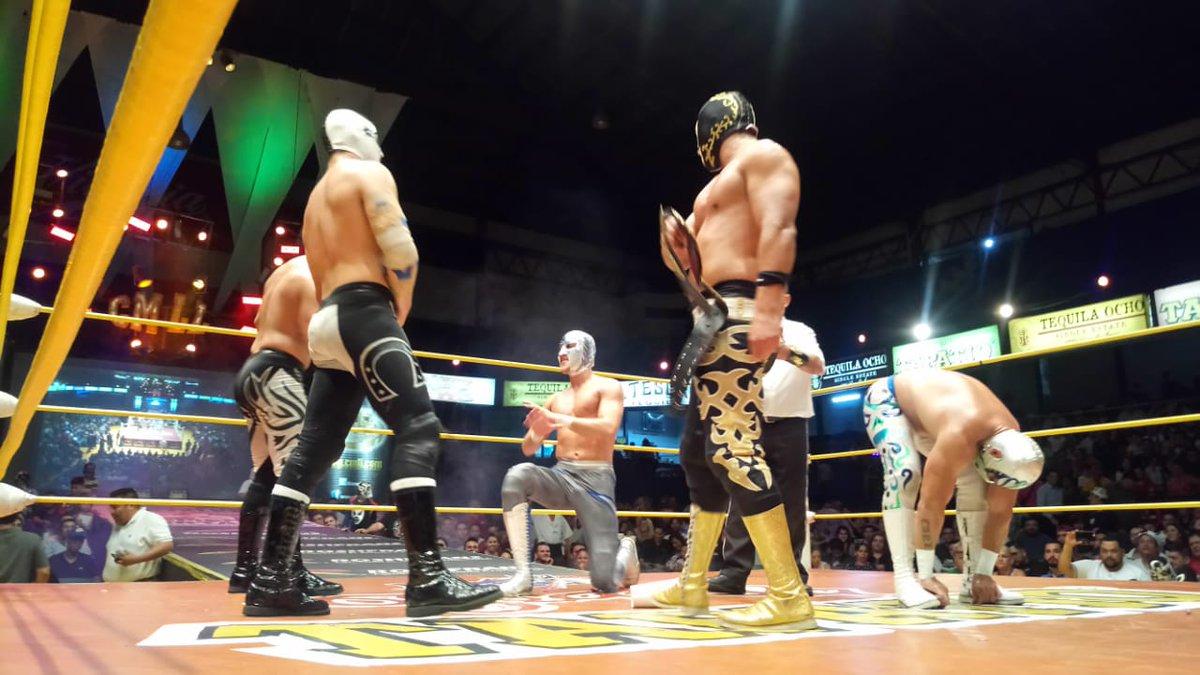 CMLL: Una mirada semanal al CMLL (Del 27 septiembre al 3 octubre de 2018) 20