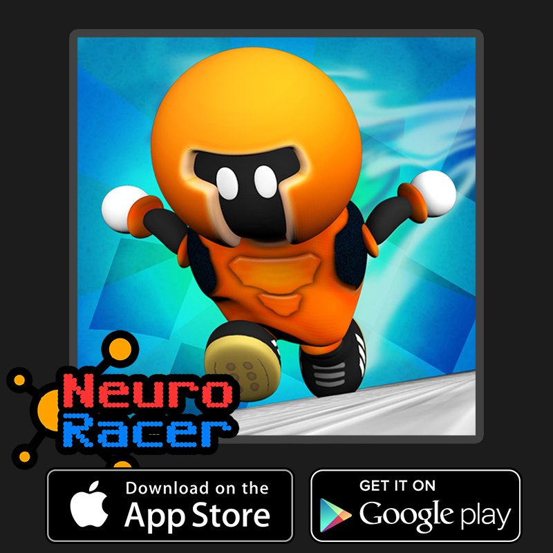 neuroracer video game