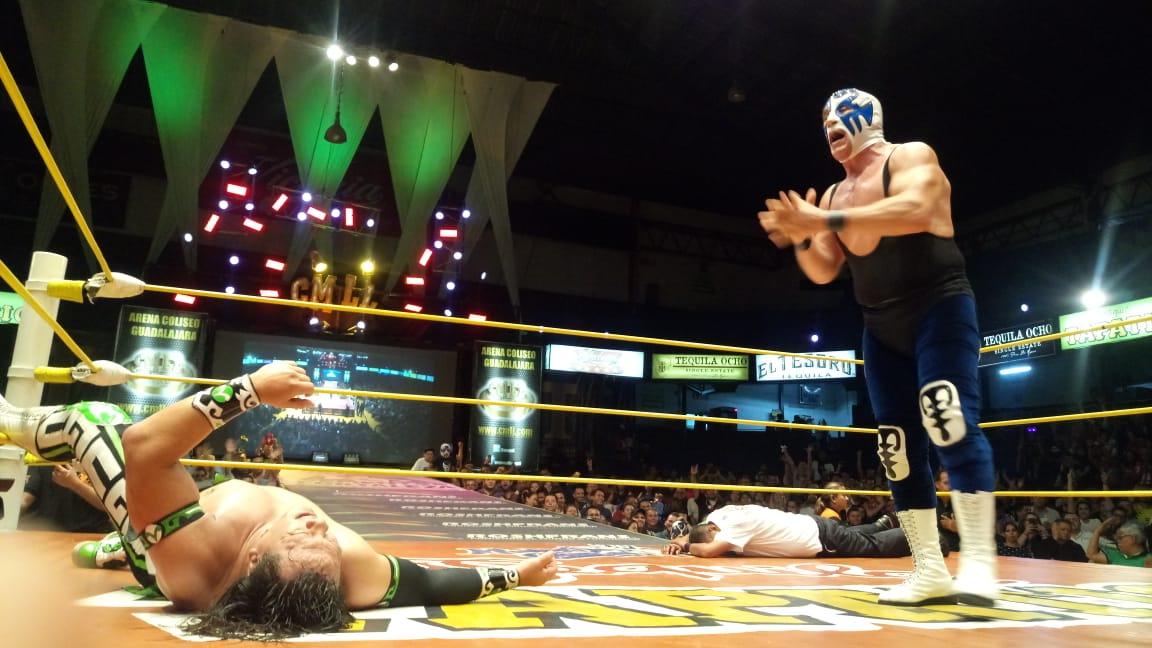 CMLL: Una mirada semanal al CMLL (Del 27 septiembre al 3 octubre de 2018) 21