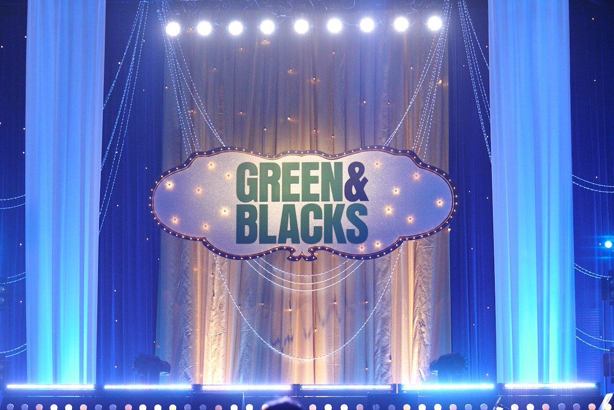 「グリーン&ブラックス」第19話の予告動画が、下記サイトよりご覧いただけます公開ゲネプロ の模様をお