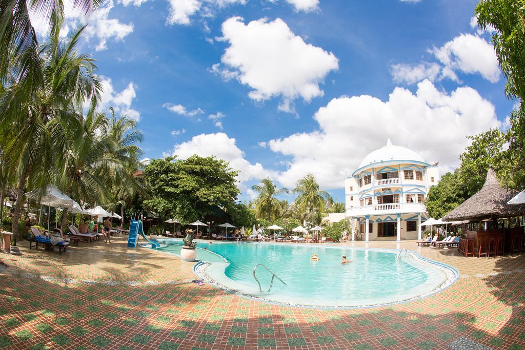 Вьетнам фантьет отель пальмира фото отзывы