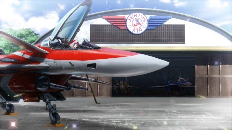 """Gwyn Campbell ペングウィン on Twitter: """"The good 'ol VF-9 Cutlass, last seen in Macross  Delta :-) #macross #valkyries… """""""
