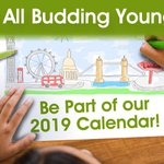 Calling all Young Budding Artists! Your child could be part of our 2019 calendar. Find out more https://t.co/xFWG2vpiy1