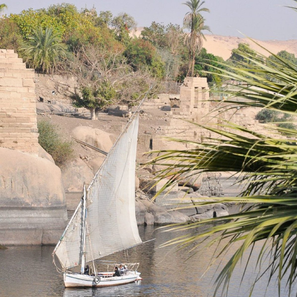 Every corner of The Sofitel Legend Old Cataract opens you up to the untouched beauty of Aswan. #SofitelWorld #LiveLikeLegends https://t.co/RcfORVeD7m