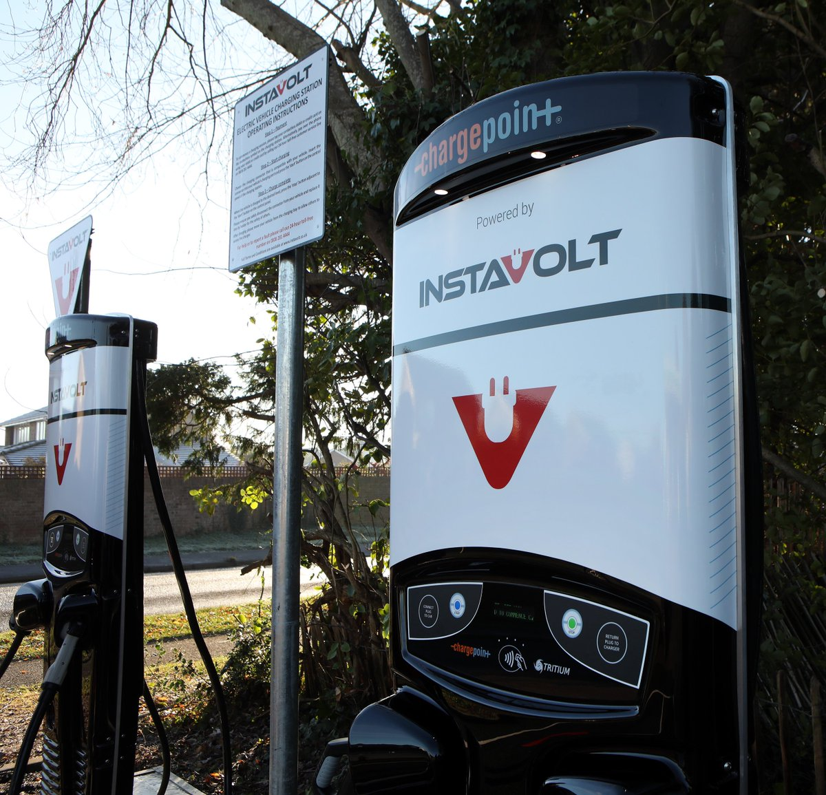 Instavolt Has Topped The User Satisfaction Rankings For Electric Car Charging Networks In Uk That Can Be Used By Multiple Models Of Vehicle