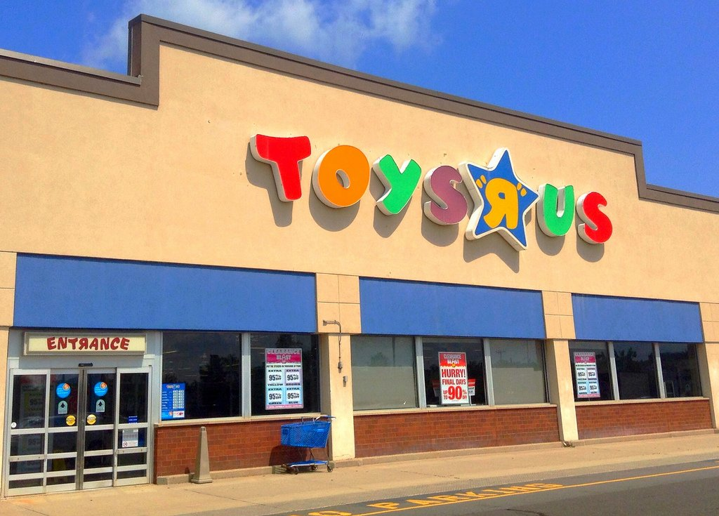 Gamesindustry On Twitter Toys R Us Bankruptcy Auction Scrap As