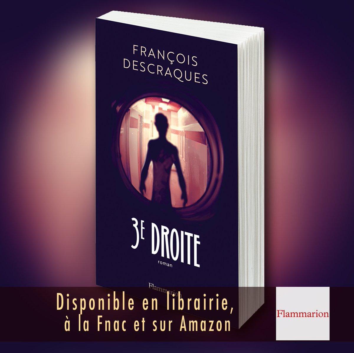 """[Livre] """"3ème droite"""" de François Descaques Doko3SPWwAADfSt"""