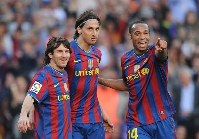 Happy Birthday to my favourite Striker Zlatan Ibrahimovic