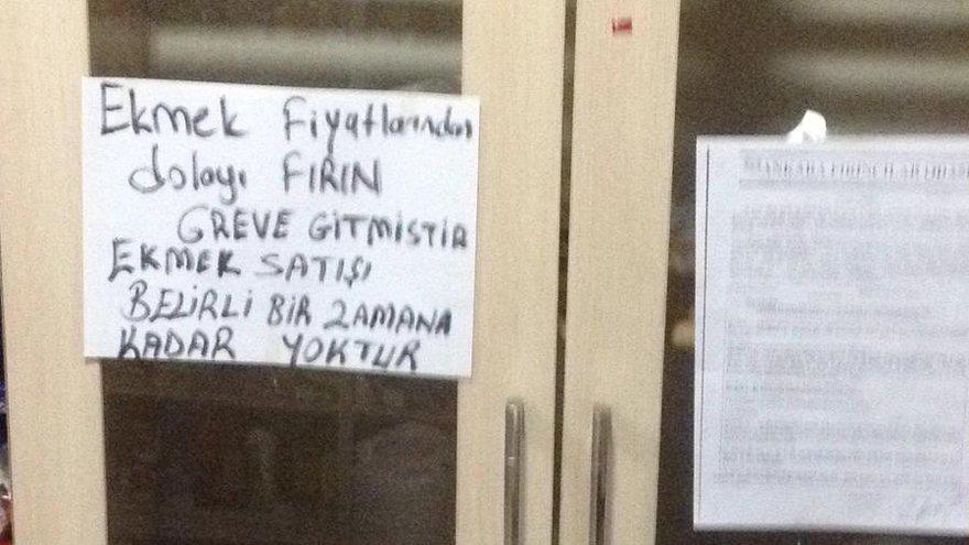 Ankarada bakkallar, ekmek satışını durdurdu: Fiyatlardan dolayı grevdeyiz 97