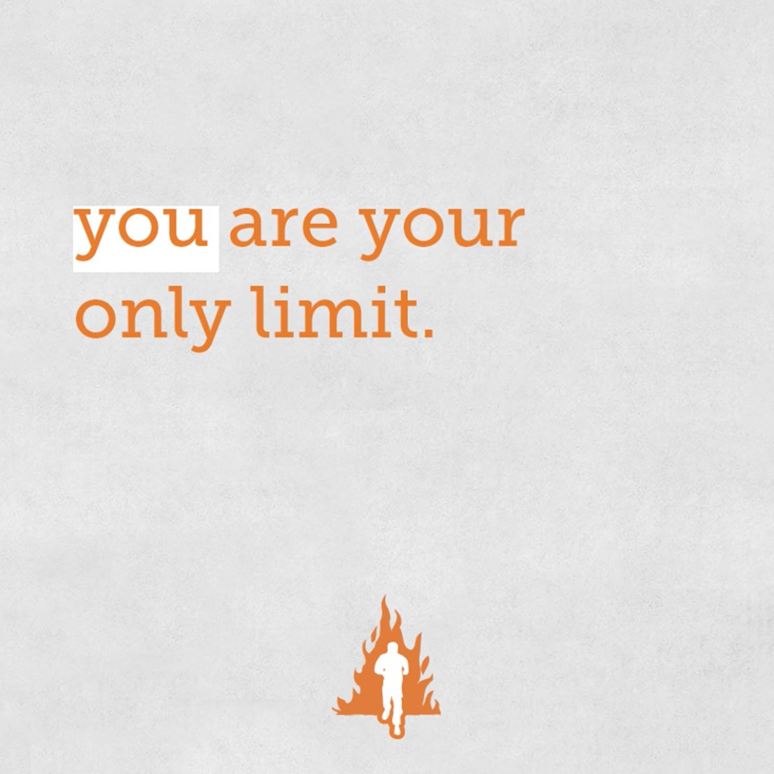 Get out of your way. #ToughMudder