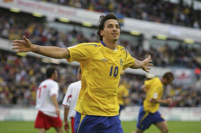 Happy Birthday, Sweden legend Zlatan Ibrahimovi !