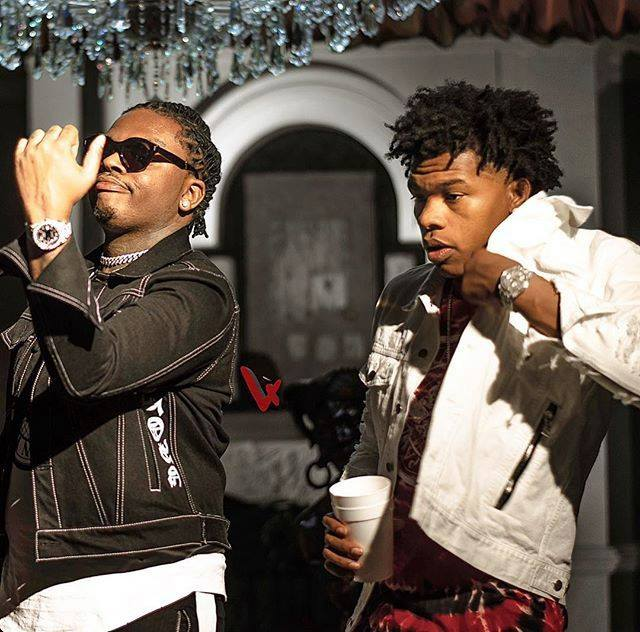 gunna lil baby reportedly locked drake feature drip harder