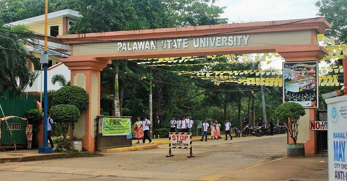 | State University in Puerto Princesa Palawan -- Palawan State University | TIP - #Travel In Palawan | #Palawan #Philippines