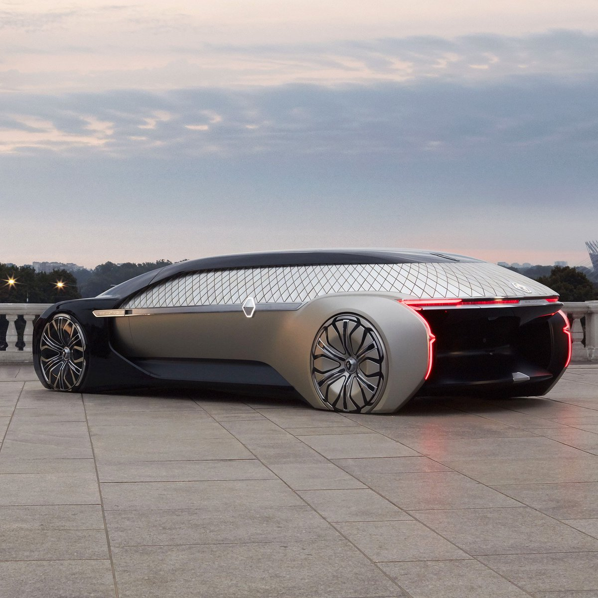 Take a look inside Renaults EZ-ULTIMO concept, which has no space for a driver at all