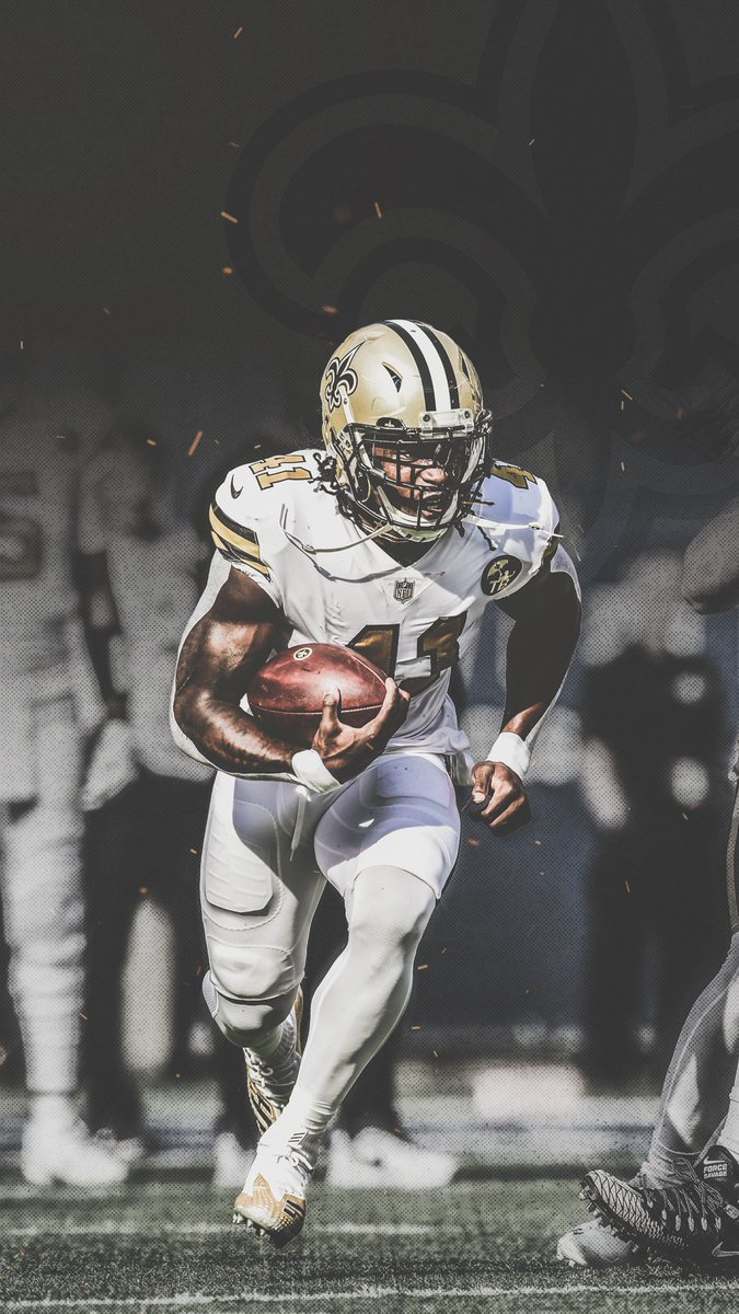 New Orleans Saints On Twitter Wallpaperwednesday A Kamara6