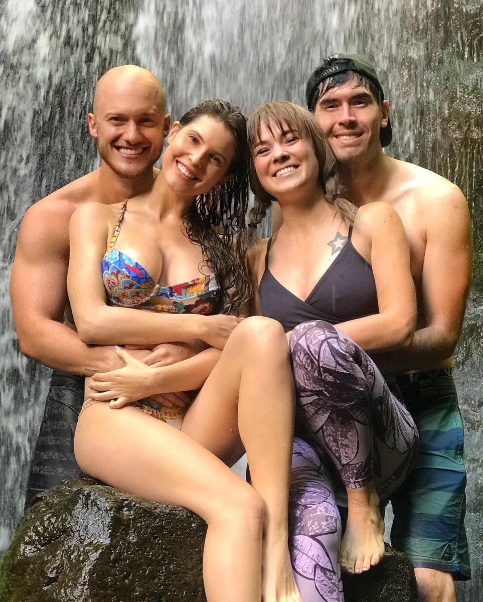 Amanda Cerny  - Hawaii Squad twitter @AmandaCerny