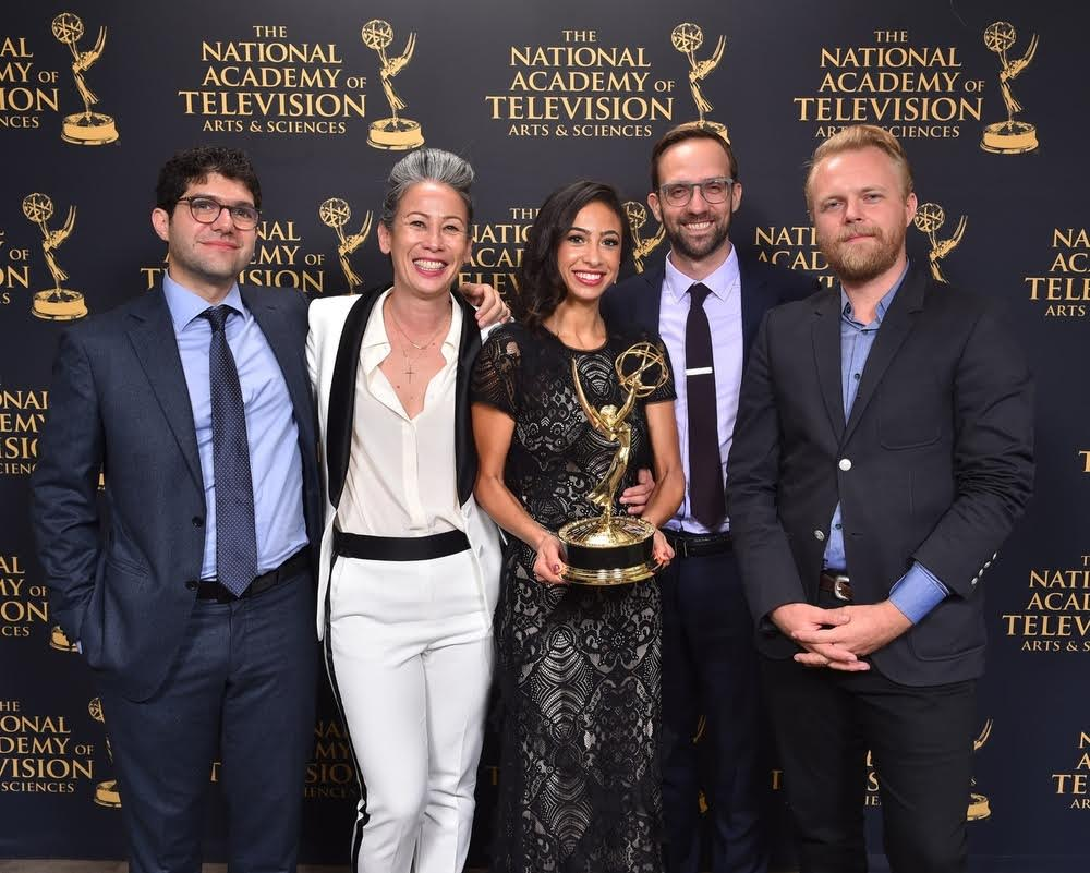 19b2e7963e71 Congratulations to the team behind Zero Days VR for winning the Emmy Award  for Outstanding New Approaches in the Documentary category!
