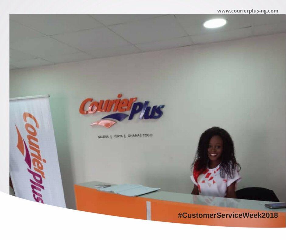 We would like to always hear back from you so we can serve you better. #courierplus #CustomerServiceWeek2018