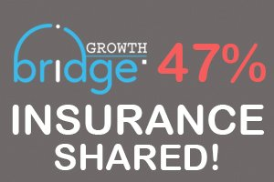 Image for GROWTH BRIDGE Insurance shared!