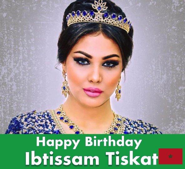 Birthday Moroccan : Happy Birthday beautiful Moroccan singer