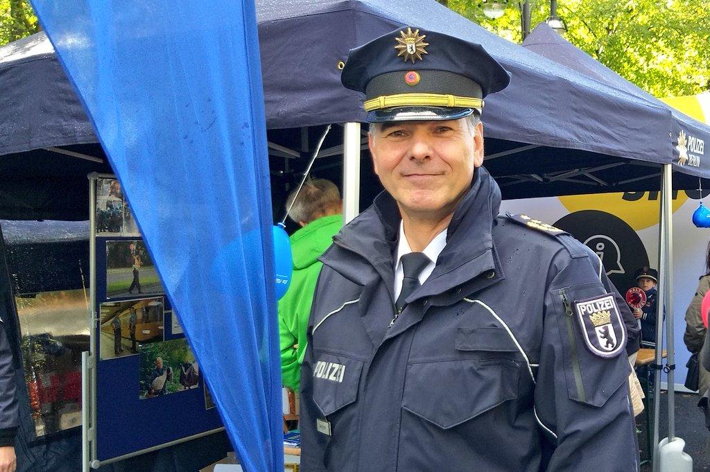 Polizei Berlin Twitter Einsatz