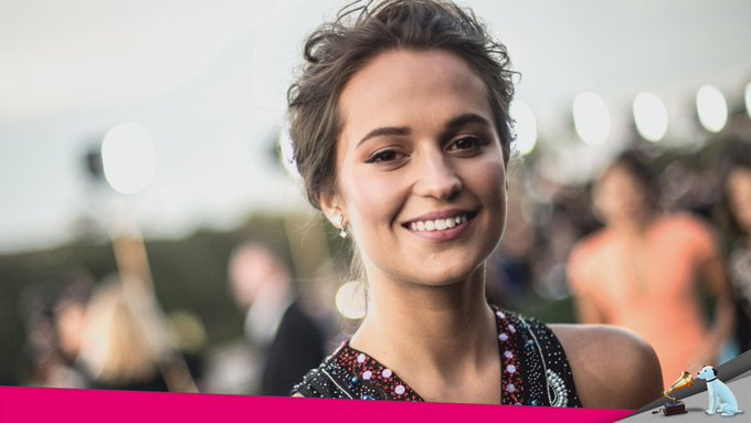 She won awards for her role in The Danish Girl and kicked ass in Tomb Raider. Happy birthday Alicia Vikander!