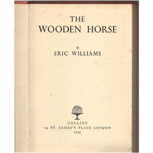 C R Myers On Twitter Rt At Bjaycee The Wooden Horse Eric