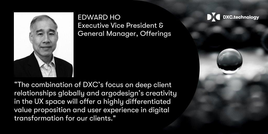 DXC Technology on Twitter: