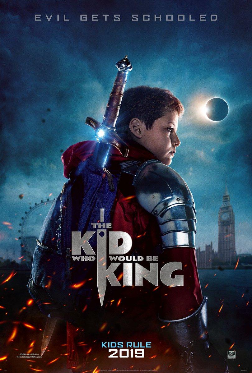 O Menino Que Queria Ser Rei  cartaz