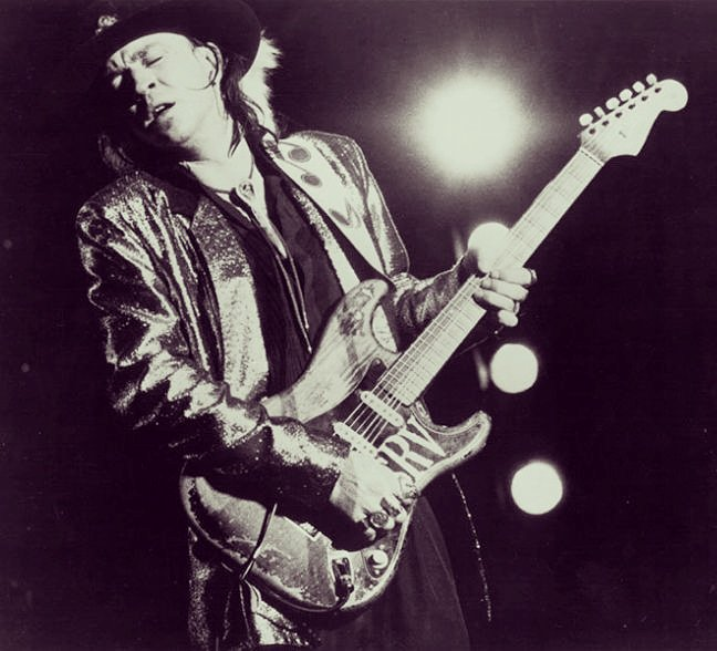 Happy Birthday to the immortal Stevie Ray Vaughan!!