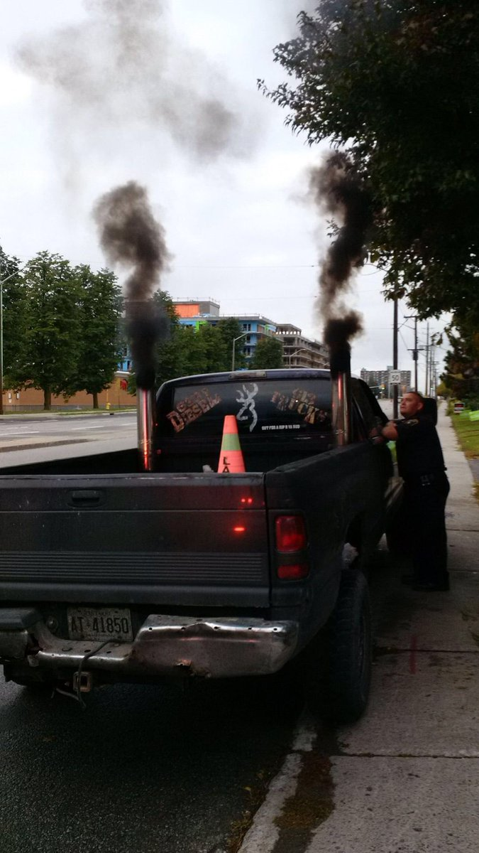 Including this one called my buddies at the ministry of the environment to come to ottawa one down plates seized a little excessive smoke ya