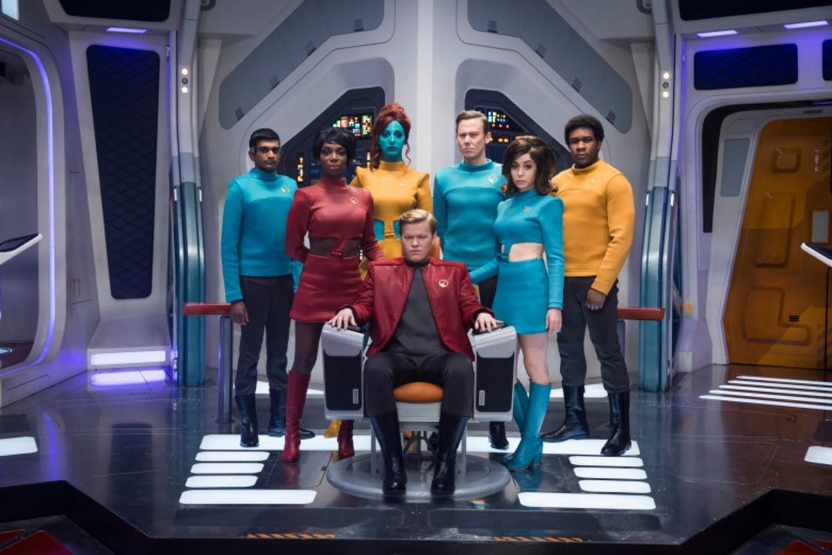 You may soon be able to choose how you want each episode of Black Mirror to end https://t.co/ezHHWqbuV3 #blackmirror
