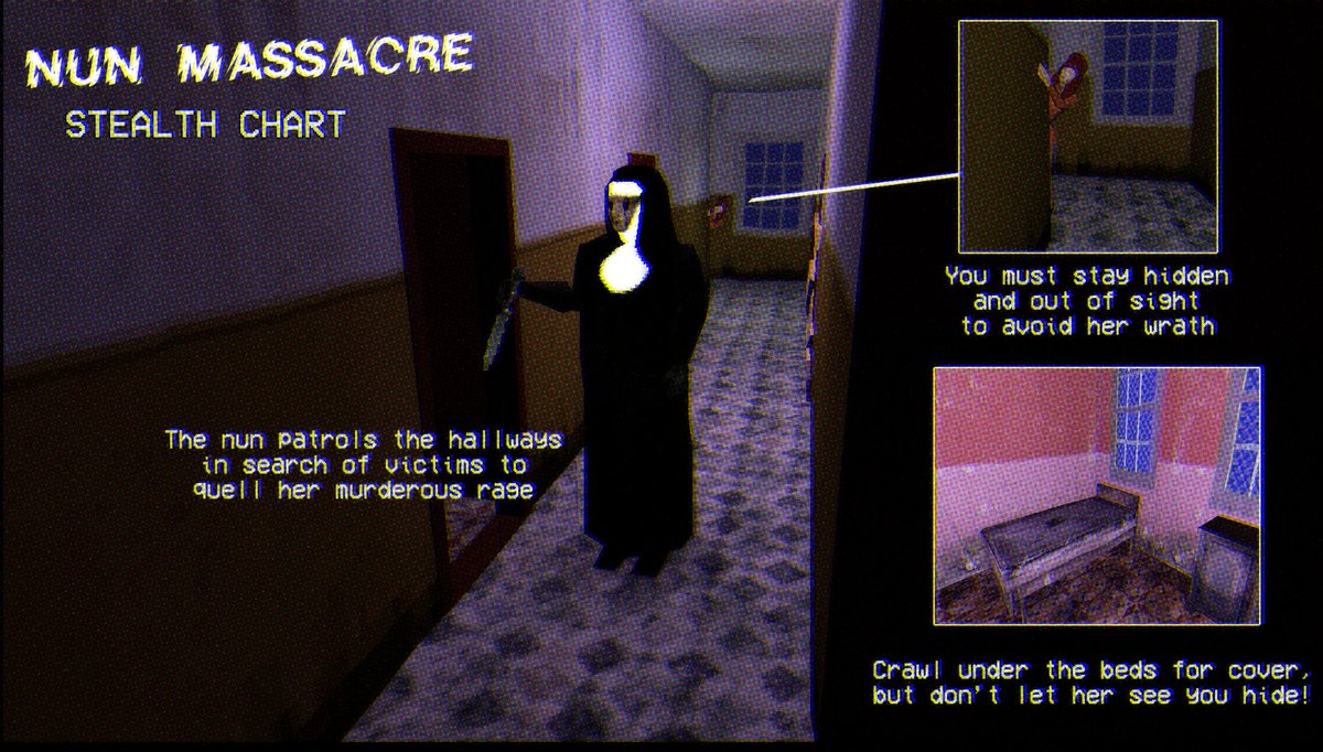 Nun Massacre Free Download