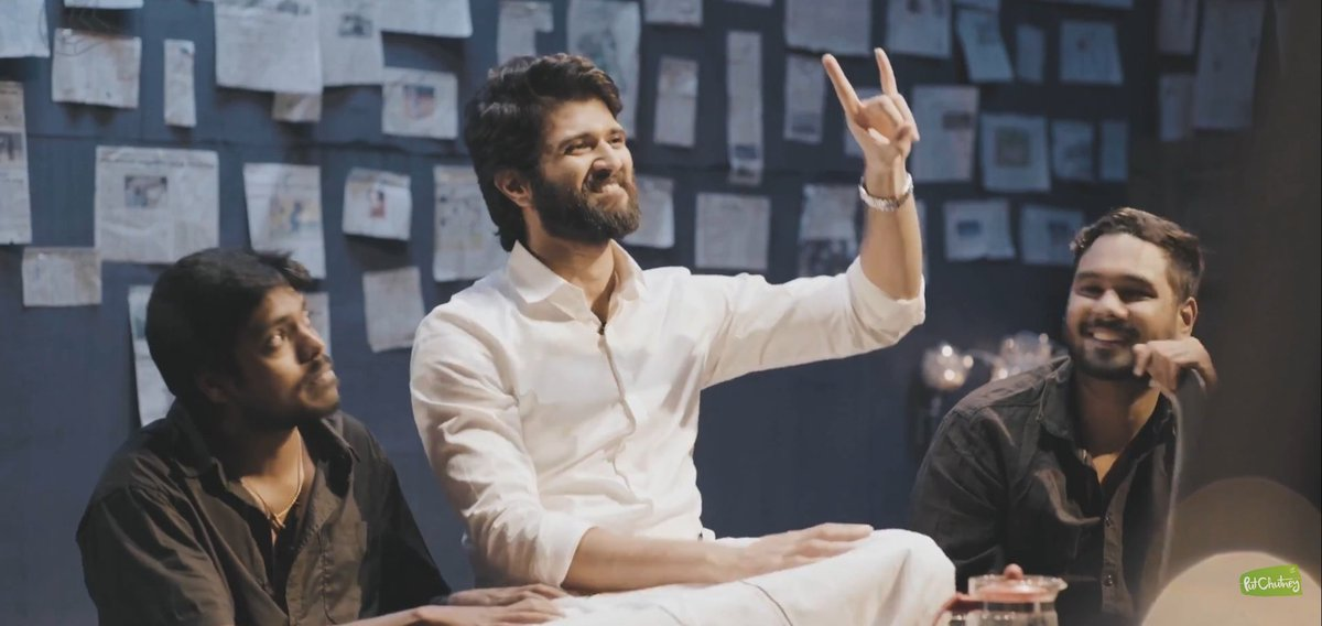Vijay Deverakonda mocks Tamil Nadu Politics and Politicians - WATCH this FUNNY VIDEO