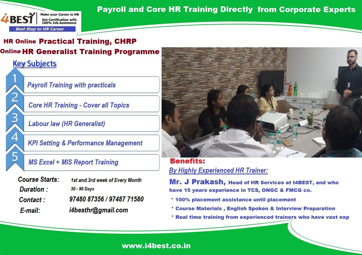 hr_generalist_training_course hashtag on Twitter