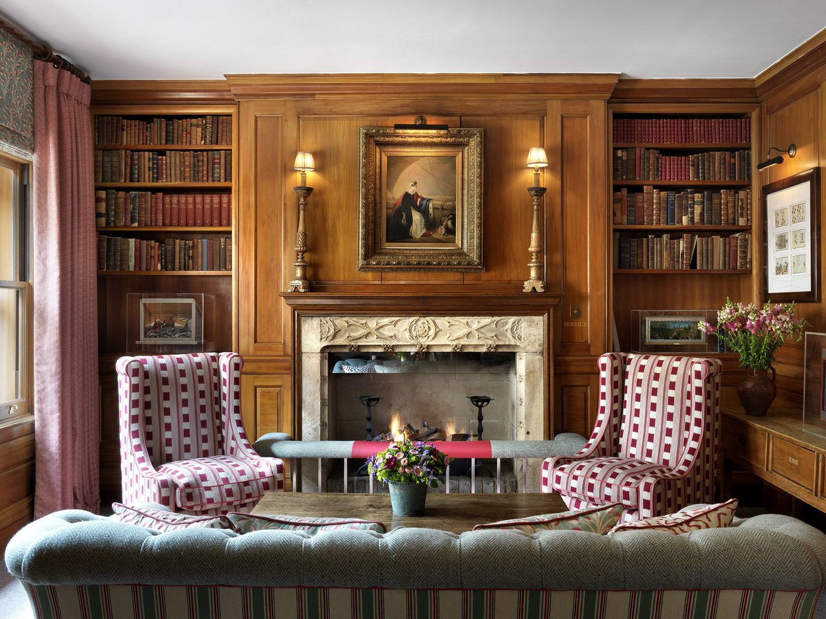 Firmdale Hotels On Twitter Roomoftheweek Tiffany S Library At